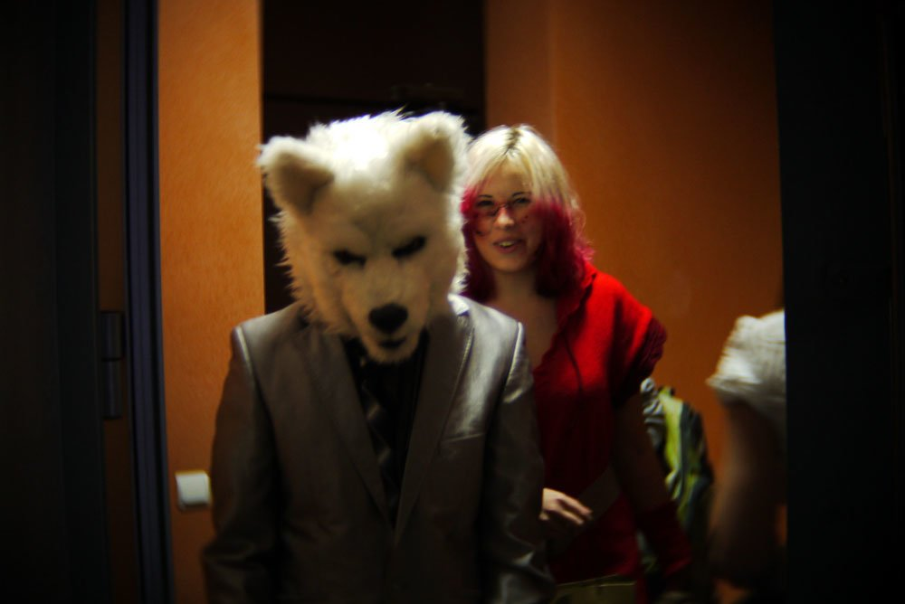 медведь, Оренбург, хеллоуин, клуб дружба, косплей, аниме