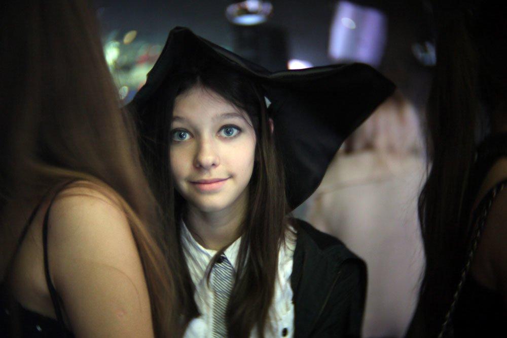Оренбург, фотоотчет, клуб Дружба, девушка, косплей, Хеллоуин