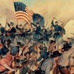 Америка, война между севером и югом