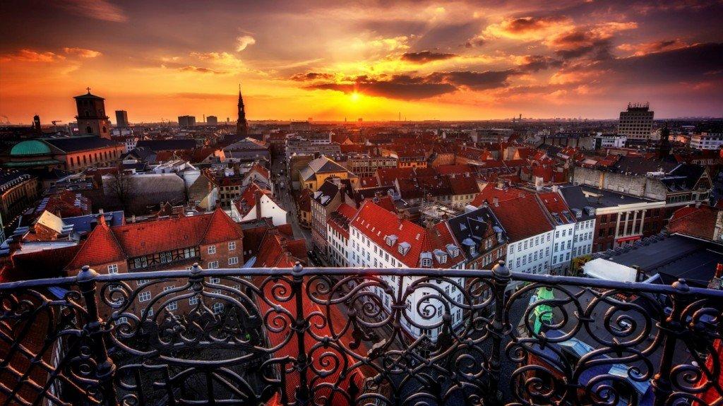 европа,закат,солнце,фотография