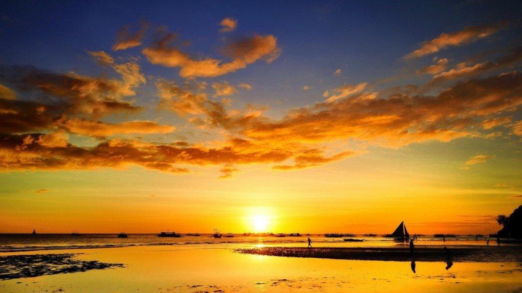 солнце,закат,море,скачать,обои,рабочий,стол