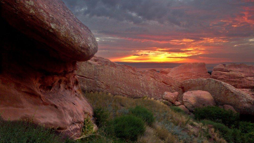 скалы,закат,скачать,фото
