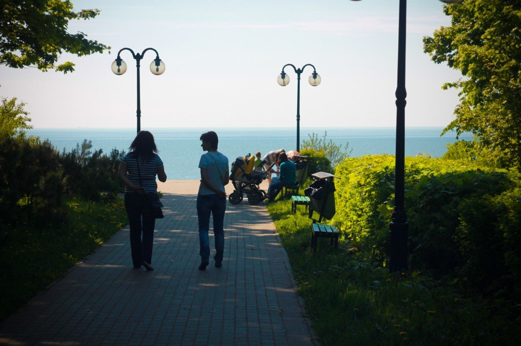 аллеи,фото,беккера,парк,море