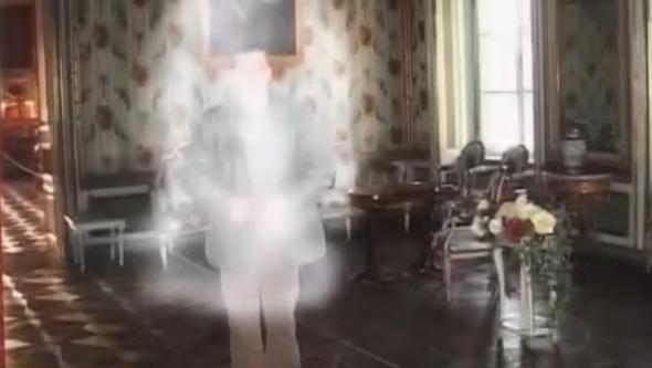 Фото призрака подделка