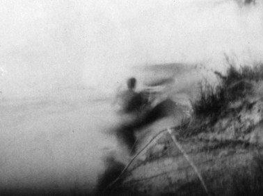 Фото призрак человек в лодке