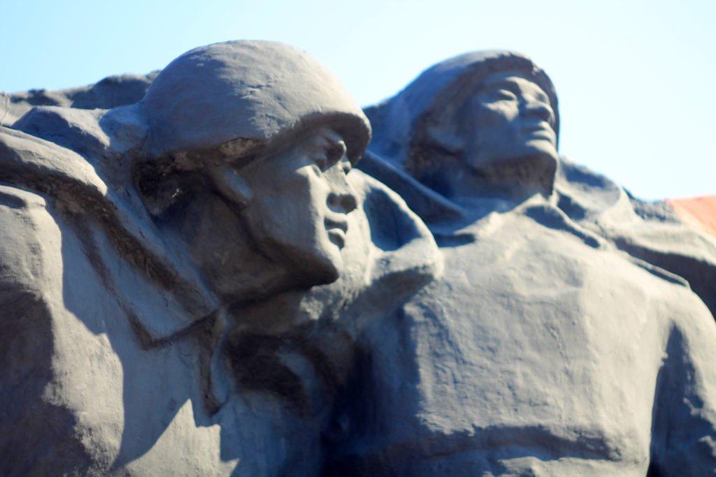 памятник, Великая Отечественная, война, 9 мая, мемориал, Железногорск-Илимский